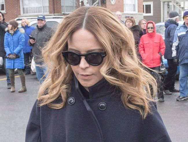 Julie Snyder, one of the biggest names in Quebec's entertainment industry, has filed a complaint of sexual assault against Just For Laughs founder Gilbert Rozon. (Ryan Remiorz/The Canadian Press)