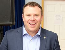 Canada's Liberal Party rural caucus chair and New Brunswick MP Thomas J. (T.J.) Harvey, was guest speaker at the Huron-Bruce Federal Liberal Annual meeting on Oct. 21, 2017 in Lucknow.