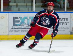 <p>Jeremy Quesnel and the rest of the Jr. A Colts have a big challenge on their hands Thursday night, taking on the high-flying Ottawa Jr. Senators at the civic complex.</p><p> Robert Lefebvre/Special to the Cornwall Standard-Freeholder/Postmedia Network