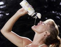 Unless you are an elite athlete, a drink from the tap is all you need, experts say. (Grant Black/Postmedia News files)