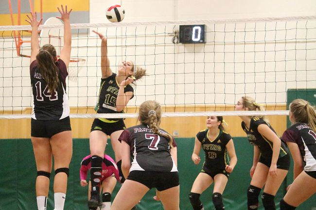 Fort High senior girls volleyball won against J Percy Page in three sets on Oct. 30. They will next play Old Scona in the Metro's Division 4 semi-finals. The Fort High senior boys were bumped out of playoffs by Memorial after winning only the third set on Oct. 30.