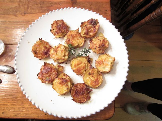 Cynthia Peters' Potatoes Au Gratin. (Submitted photo)