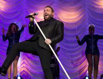 Country star Johnny Reid performs. (File photo)