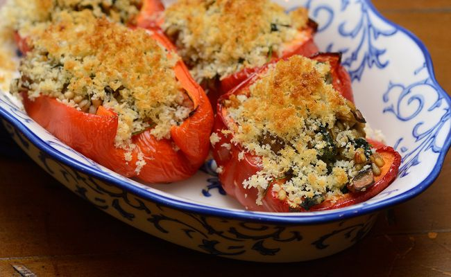 Stuffed Peppers (MORRIS LAMONT, The London Free Press)