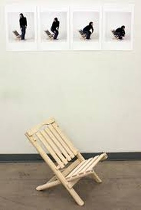 Annabel Biro?s Story of a Chair will be part of an exhibition at the Justina M. Barnicke Gallery at the University of Toronto Nov. 16-Dec. 16 in Toronto. (photos Special to Postmedia News)