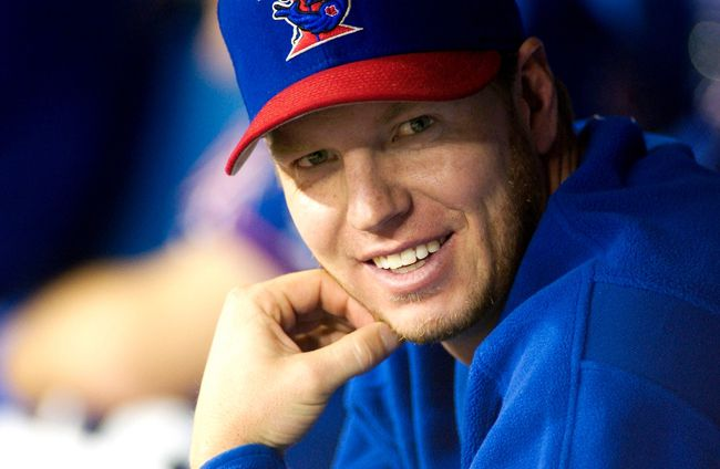 Former Blue Jays pitcher Roy Halladay died in a plane crash in Florida this week. He was 40. (Postmedia Network file photo)