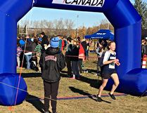 Grade. 11 St. Martin de Porres Kodiak Madeleine Samuel finished top 25 in the intermediate group in the province in cross-country running. She was the lone Kodiaks representative at the provincial championship that took place in Edmonton on Oct. 21.