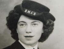 Margaret Johnson served her country during WWII when she joined the Navy. She left home in Alberta, and travelled across Canada, where she was based in Cornwallis, Nova Scotia. (Contributed photo)