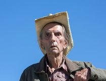Harry Dean Stanton stars as Lucky in his final film. Supplied Photo