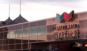 Western Fair District is going to see changes as Gateway has been chosen to run gaming sites in London. (MIKE HENSEN, The London Free Press)