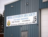 The Whitecourt Woodlands Hawks Foundation is currently seeking to establish a military tattoo. The foundation is dedicated to supporting the Royal Canadian Air Cadets—#721 Hawk Squadron (Peter Shokeir | Whitecourt Star).