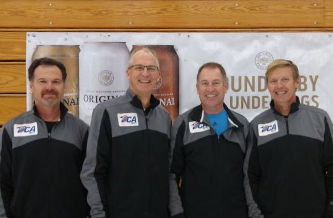 PHOTO COURTESY OF THE WORLD CURLING TOUR 