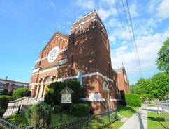 Sarnia's St. Joseph's Church is one of three south Sarnia Catholic churches in need of extensive renovations and upgrades. A church committee has launched a fundraising campaign with the goal of raising $1.5 million. Handout/Sarnia This Week