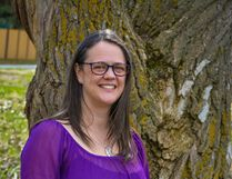Stephaine Olechow, register nurse with the Alberta Heartland Primary Care Network.