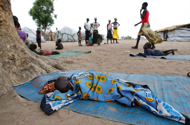 Matthieu Alexandre/Caritas Internationalis via Associated Press