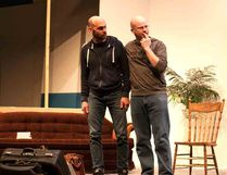 """Murder and mayhem will take place on the Buhler Hall stage Nov. 30-Dec. 2 as Cottonwood Community Drama presents """"Murder Takes the Veil""""."""
