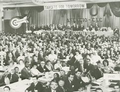 <p>In this photo provided by the Cornwall Community Museum, Courtaulds Cornwall employees are seen at the 1968 AFL-CIO convention in Washington, D.C.</p><p> Handout/Cornwall Standard-Freeholder/Postmedia Network