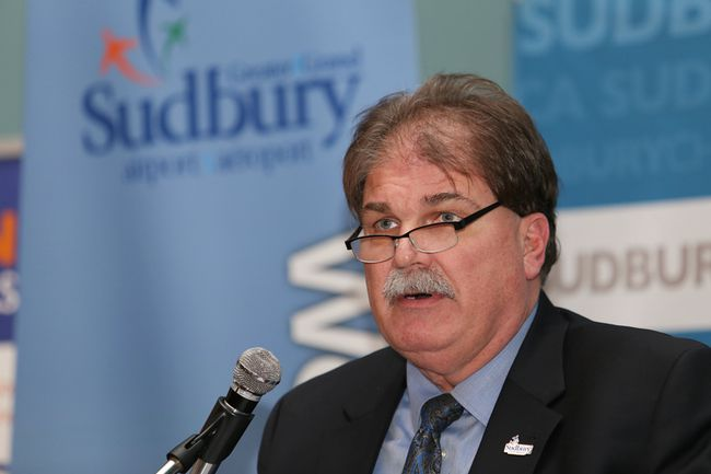 """You can see from the most recent travel stats that we're up 16.5 per cent over last year,"" Greater Sudbury Airport CEO Todd Tripp told a Chamber of Commerce audience on Thursday. ""We estimate we're going to be at 265,000 people this year, and that's tremendous for a small airport."""