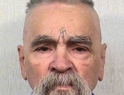 This Oct. 8, 2014 photo provided by the California Department of Corrections shows Charles Manson. Authorities say Manson, cult leader and mastermind behind 1969 deaths of actress Sharon Tate and several others, died on Sunday, Nov. 19, 2017. He was 83. (California Department of Corrections and Rehabilitation via AP, File)
