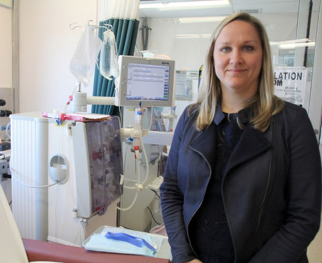 Dr. Jillie Retson is concerned about cross-border patient transfer between Northern Ontario and Winnipeg among other heath issues pertinent to Kenora and is working on making changes with the Kenora Health Care Working Group, put together in June 2015. SHERI LAMB/Daily Miner and News/Postmedia Network