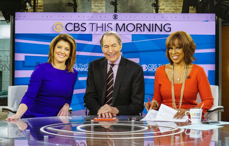 Charlie Rose fired by both CBS, PBS after allegations he groped, paraded naked in front of women