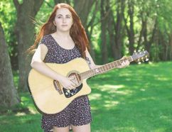 <p>Christine Brady, photographed here by Jason Setnyk, is one of the many performers playing in Intimate Acoustics at the St. Lawrence Acoustic Stage on Saturday, Nov. 25, 2017.</p><p> Handout/Cornwall Standard-Freeholder/Postmedia Network