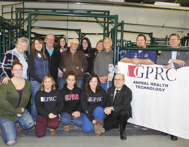 JOANNE McQUARRIE/FAIRVIEW POST