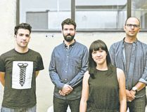 The Allison Au Jazz Quartet, winners of the 2017 TD Grand Prix de Jazz at the Montreal International Jazz Festival and the 2017 Stingray Rising Stars Award at the TD Halifax Jazz Festival, will be at London's Aeolian Hall Thursday.