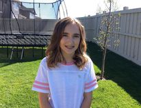 Alex Pasichnyk, 12, is in search of a bone marrow donor to help treat her aplastic anemia. Photo via Facebook.