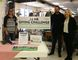 Tash Olfert, James Elias and Myra Peters were at Winkler Co-op on Nov. 18 collecting donations and providing information about the Foundation. (LAUREN MACGILL, Winkler Times)