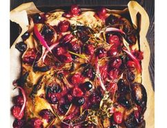 Cranberry Focaccia. (Submitted photo)