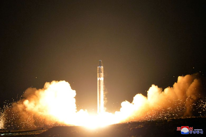 What we know about North Korea's new Hwasong-15 ballistic missile