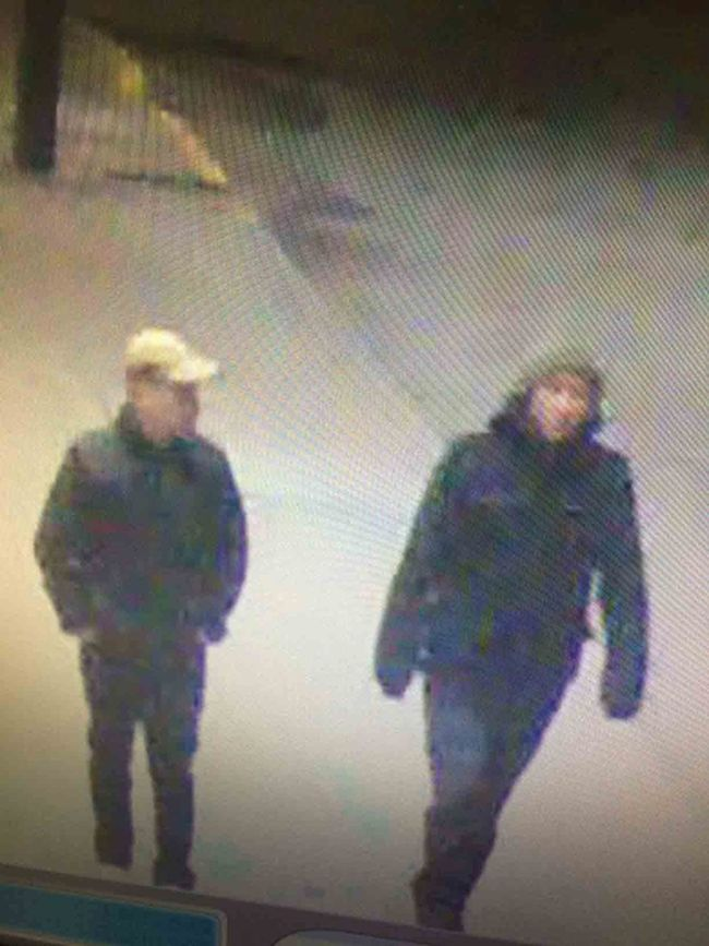 The Altona Police Service is looking for the public's assistance in identifying these two potential witnesses to a theft at the Altona Chicken Chef restaurant on Nov. 26.