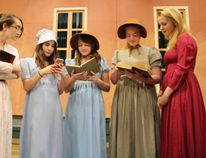 "The W.C. Miller Drama students will bring the beloved drama, ""Pride and Prejudice"" to the school stage from Dec. 6-9."