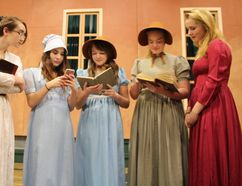 """The W.C. Miller Drama students will bring the beloved drama, """"Pride and Prejudice"""" to the school stage from Dec. 6-9."""