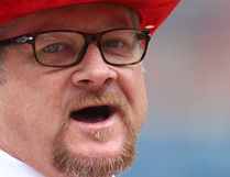"Sportsnet has fired analyst Gregg Zaun over ""inappropriate conduct in the workplace."" (GETTY IMAGES)"