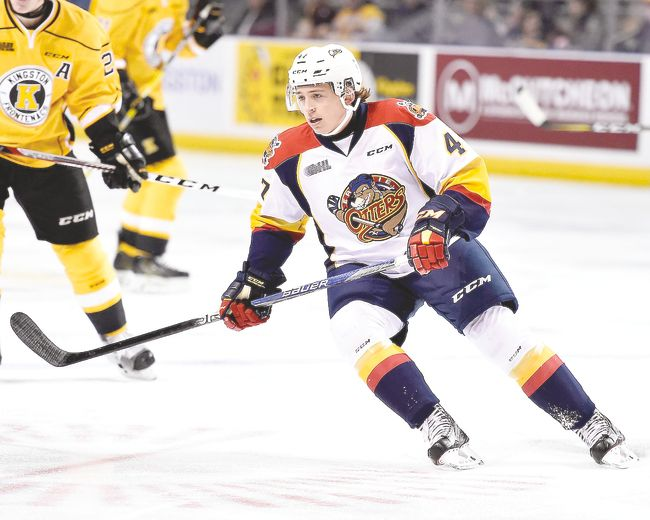 There is speculation that Erie Otters defenceman Owen Headrick — who hails from Garden River First Nation — could be moved to a contending team by the Jan. 10, Ontario Hockey League trade deadline.