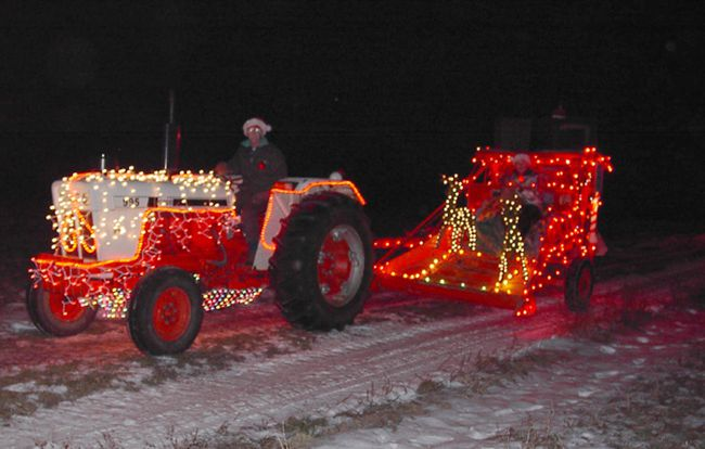 Rockwood Farmers' Parade of Lights