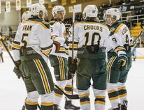 COURTESY OF UALBERTA ATHLETICS - Edmonton-area college and university hockey teams have gotten off to strong starts.