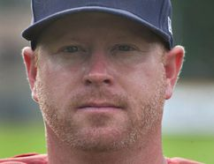 Wayne Forman is the new manager of the Brantford Red Sox. (Brian Thompson/Expositor file photo)