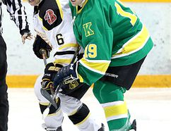 The Knights have won five of their last six games. Photo Courtesy Target Photography
