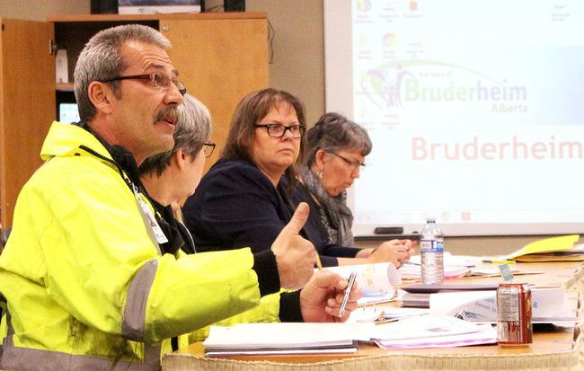 Bruderheim administration told council if no changes were made, it would take more than a decade to install new meters in every house. Councillor Patricia Lee's motion to purchase 60 was accepted by council.