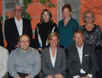 Submitted photo The Belleville and District Chamber of Commerce has elected its board of directors for 2018. From left to right, starting with the back row, are Jim Whiteway, Loyalist College; Kevin McCaughen, Sigma Stretch Film; Sarah Hanna, Rushnell Funeral Services; Ashton Calnan, The Right Fit; Helen Wheeler, RentX Moving Systems; Derrick Morgan, BDC; (front row) Peter Kempenaar, Taskforce Engineering; Jon Tuer, Wilkinson & Company; Suzanne Hunt, Templeman Meninga; Greg Sudds, West City Honda; Jill Raycroft, Belleville Chamber of Commerce. Absent from the photo are Kelly Henderson, Henderson Williams; Karen Poste, City of Belleville and René Veillette of Hanon.