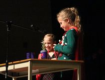 Students from Maude Burke School showed off their wide array of talents at the school's annual Talent Show at the school on Thursday, December 7.