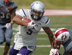 Western Mustangs running back Alex Taylor comes in at No. 16. (Postmedia Network)