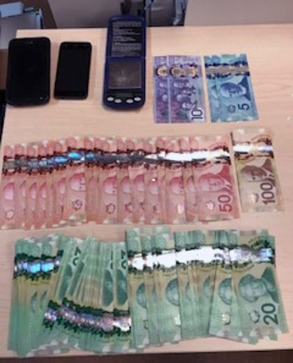 Cash, drugs seized from two Ottawa women — police