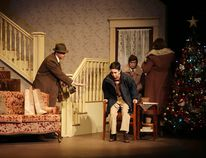 """The Sudbury Theatre Centre always does a fine job with its annual Christmas production. This year, it's the comedy """"A Christmas Story,"""" which runs until Dec. 23."""