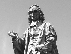 Sir Isaac Watts (1674-1748) was a prolific hymn writer, and penned Joy to the World, adapting the hymn from Psalm 98.