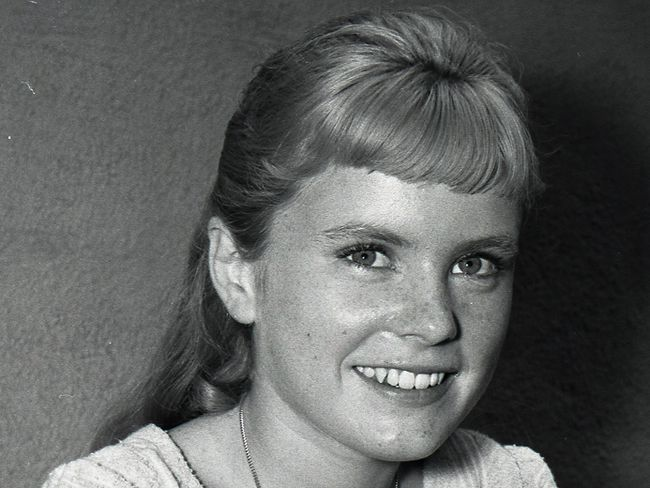 """This undated photo provided by Twentieth Century Fox Home Entertainment shows, actress Heather Menzies, who plays the role of Louisa, in the film, """"The Sound of Music."""" (AP Photo/Twentieth Century Fox Home Entertainment)"""