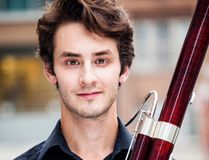 Submitted photo Antoine Saint-Onge (pictured) and François Laurin-Burgess will give a concert on Sunday, Jan. 21 at St. Thomas' Anglican Church in Belleville. The programme will feature works by Bach, Beethoven, Poulenc and Kœchlin.